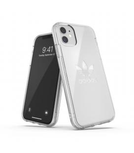 Carcasa adidas original case big logo fw19 clear - compatible con iphone 11