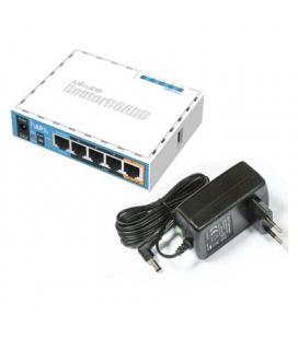 MikroTik RB952Ui-5ac2nD hAP AC Lite 5x10/100 5GHz - Imagen 1