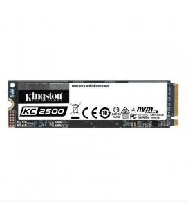 SSD 250GB 1.2/3.5 KC2500 M.2 KIN