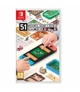 Juego nintendo switch - 51 worldwide games