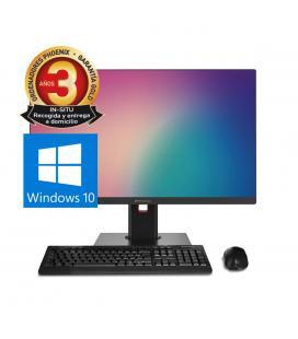 Ordenador pc all in one aio phoenix unity 23.8pulgadas fhd - intel i5 9400 - 8 gb ddr4 - 480gb ssd - teclado y ratón inalambric