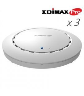 Edimax PRO Punto Acceso CAP300 N300 PoE Pack 3