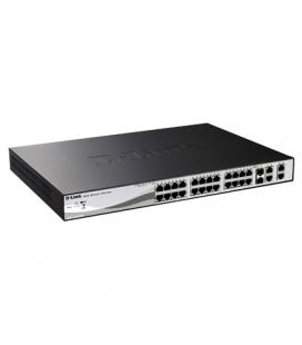 D-Link DGS-1210-28P Switch 24xGB 24xPoE 4xSFP