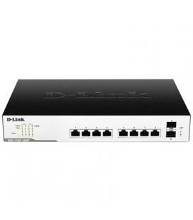 D-Link DGS-1100-10MP Switch EasySmart 10xGB 2xPoE+