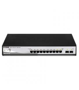 D-Link DGS-1210-10P Switch 8xGB 8xPoE 2xSFP