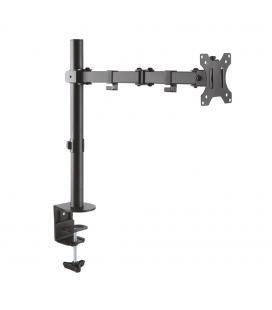 Soporte monitor de mesa 13~32. Giratorio e inclinable. - Imagen 1
