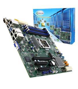 Supermicro X11SSH-LN4F. Socket 1151. Micro-ATX. BULK.