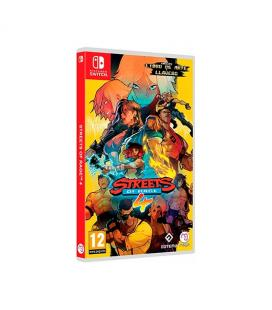 JUEGO NINTENDO SWITCH STREETS OF RAGE 4
