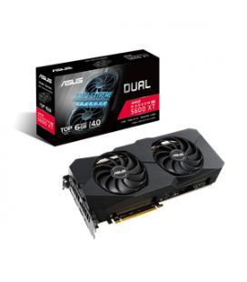 ASUS Dual -RX5600XT-T6G-EVO AMD Radeon RX 5600 XT 6 GB GDDR6 - Imagen 1