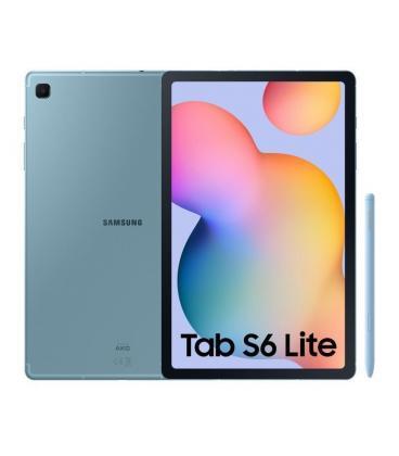 Tablet samsung galaxy s6 lite p610 blue - 10.4'/26.41cm - oc - 64gb - 4gb ram - android - cam 8+5 mpx - s-pen - micro sd - - Ima