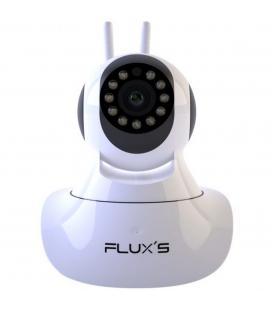 Camara ip flux's linx fhd vision nocturna - sensor de movimiento - accion bidireccional