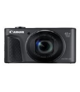 Camara digital canon powershot sx730 is 20.3mp - zoom 40x - 3pulgadas - ccd - negro