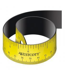 Regla magnética y flexible grafoplas westcott - 30cm - irrompible - Imagen 1