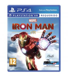 Juego ps4 - marvel's ironman vr