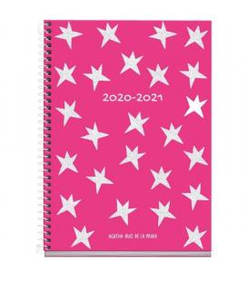 Agenda escolar 2020/2021 miquel rius 26104 júnior plus sparkle - sept 20/agosto 21 - semana vista - 155*213mm - 70g/m2 - - Image