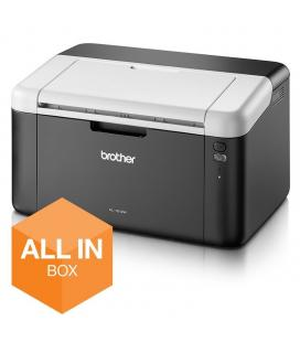 Impresora brother wifi láser mono hl-1212w all in box - 20ppm -  bandeja entrada 150 hojas + pack consumibles 5*toner tn1050