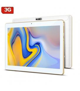 Tablet con 3g innjoo superb white - qc 1.3ghz - 2gb ram - 32gb - 10.1'/25.65cm - android - cámara 0.3/2mpx - micro sd - bat