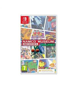JUEGO NINTENDO SWITCH NAMCO MUSEUM ARCHIVES VOL 2