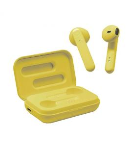 AURICULARES WIRELESS BLUE ELEMENT BE POP YELLOW