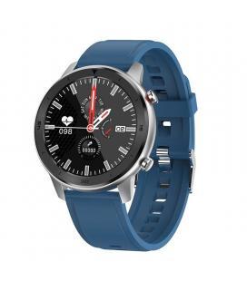 Reloj inteligente innjoo voom sport con correa color azul - pantalla 3.38cm - salud - notificaciones - bat.230mah - - Imagen 1