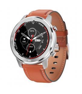 Reloj inteligente innjoo voom sport con correa color marrón - pantalla 3.38cm - salud - notificaciones - bat.230mah - - Imagen 1