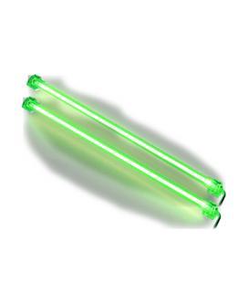 Revoltec RM125. Cátodo frio (CCFL) doble verde - REFURBISHED
