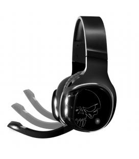 Auriculares con micrófono spirit of gamer xpert h1100 - sonido virtual 7.1 - drivers 50mm - rf 2.4ghz - retroiluminacion led