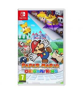 JUEGO PARA CONSOLA NINTENDO SWITCH PAPER MARIO - THE ORIGAMI KING