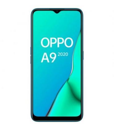 "SMARTPHONE MÓVIL OPPO A9 2020 MARINE GREEN - 6.5""/- SNAPDRAGON 665 - 4GB RAM - 128GB - - 4G - ANDROID - 5000MAH"