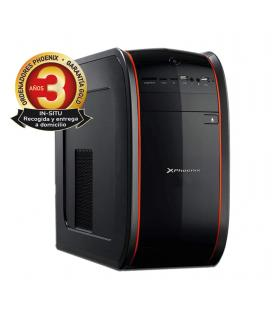 Ordenador pc phoenix intel core i5 8gb ddr4 480 gb ssd wifi micro atx