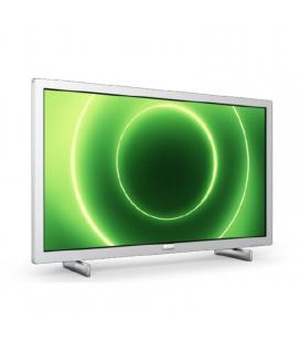 Televisor led philips 24pfs6855 - 24'/61cm - 1920*1080 full hd - 16:9 - dvb-t/t2/t2-hd/c/s/s2 - sonido 6w - smart tv - wifi -