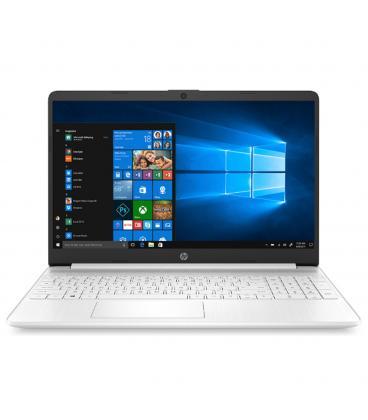 "PORTATIL HP 15S-FQ1044NS I5-1035G1 15.6"" 8GB SSD256GB WIFI BT W10 BLANCO"