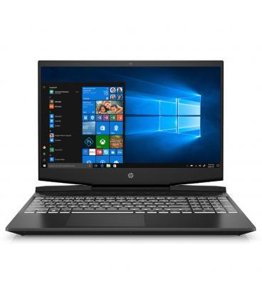 "PORTATIL HP PAVILION GAMING 15-DK0002NS I5-9300H 15.6"" 8GB SSD512GB NVIDIA GTX 1650 4GB WIFI BT W10 NEGRO"