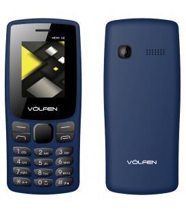 Telefono movil volfen a2 azul pantalla 1.8pulgadas - camara - radio fm - dual sim - micro sd - bateria larga duracion