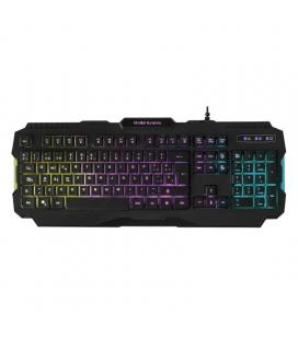 Mars Gaming Teclado MRK0 RGB rainbow 3 mode