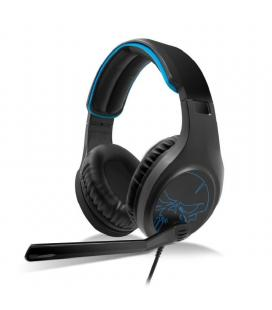 Auriculares con micrófono spirit of gamer elite h20 - drivers 40mm - micrófono retractil - cable 1m - jack 3.5mm -