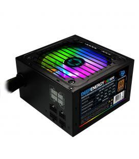 FUENTE ALIMENTACION 600W COOLBOX DEEPENERGY PFC-ACTIVO 80+BRONZE ATX RGB