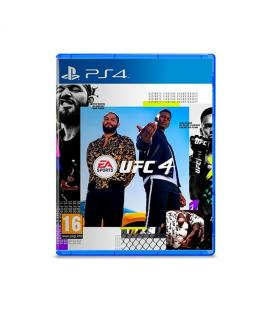 JUEGO SONY UFC 4