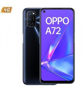 "SMARTPHONE MÓVIL OPPO A72 TWILIGHT BLACK - 6.5""/16.5CM - SNAPDRAGON 665 - 4GB RAM - 128GB"