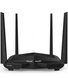 Router wifi ac10u dual band ac1200 1167mbps 3 puertos lan 1 puerto wan 1 puerto usb tenda
