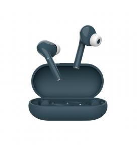 Auriculares bluetooth trust nika touch blue - bt5.0 tws - drivers 10mm - controles táctiles - 2 tapones adicionales para las