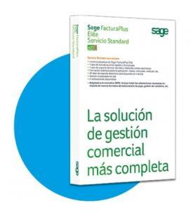 Sage FacturaPlus Elite Servicio Standard Lic.Elec. - Imagen 1