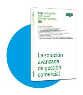 Sage FacturaPlus Profesional Servicio Avanz. Lic.E - Imagen 1