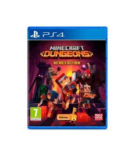 JUEGO SONY PS4 MINECRAFT DUNGEONS HERO EDITION
