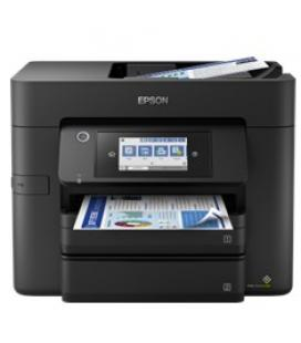 Multifuncion epson inyeccion color wf - 4830dtwf workforce pro fax - a4 - 36ppm - usb - red - wifi - wifi direct - duplex