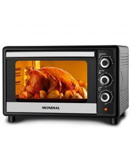 Mini horno mondial oven fr14 1600w 32l