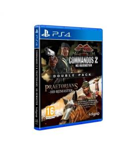 JUEGO SONY PS4 COMMANDOS 2 PRAETORIANS HD REMASTER PACK
