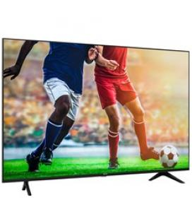Tv hisense 50pulgadas led 4k uhd -  50a7100f -  hdr10 -  smart tv -  3 hdmi -  2 usb -  dvb - t2 - t - c - s2 - s -