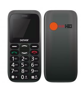 Telefono movil denver 1.77pulgadas - sms - dual band - dual sim - camara - boton sos -