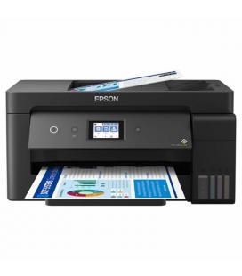 Multifuncion epson wifi con fax ecotank et-15000 - a3+ - 38/24ppm (a4) - duplex a4 - scan 1200*2400ppp - usb - lan - depósitos